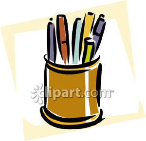 Academics Offices Pens Writing Clipart - Clipart Kid