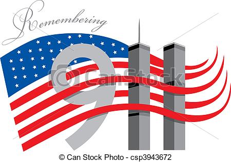 Remember 911 Clipart