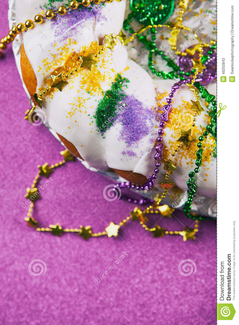 Mardi Gras King Cake Clipart - Clipart Suggest