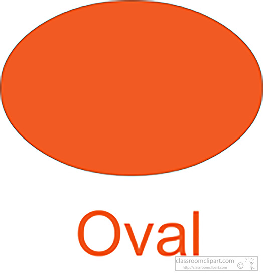 oval shape clipart clipart suggest