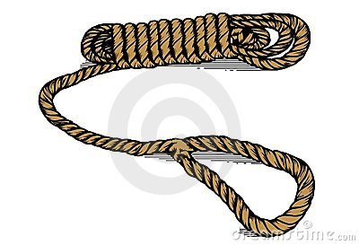 Rope Line Clip Art Http   Www Dreamstime Com Royalty Free Stock