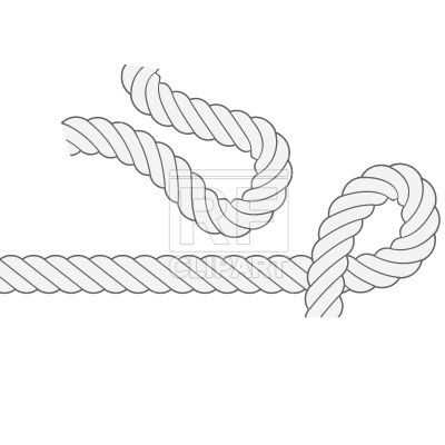 Rope Line Clip Art Rope Loop Download Free