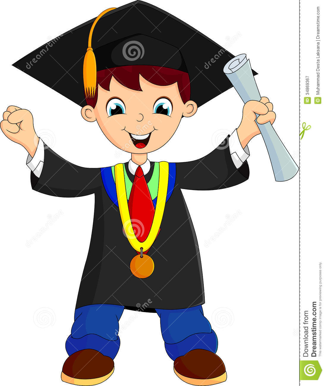College Cartoon Clipart - Clipart Kid