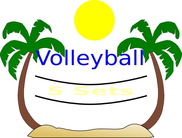 Beach Volleyball Net Clipart   Clipart Panda   Free Clipart Images