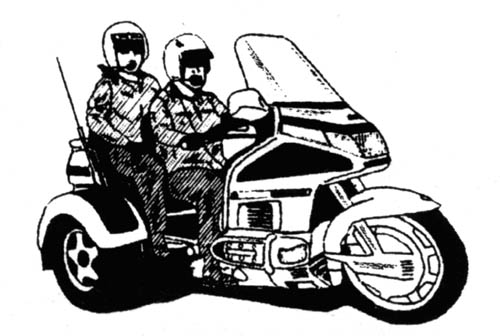 Black And White Clip Art  Free Motorcycle Black And White Clipart