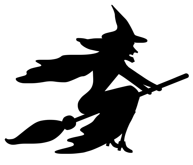 Flying Witch   Http   Www Wpclipart Com Holiday Halloween Witch