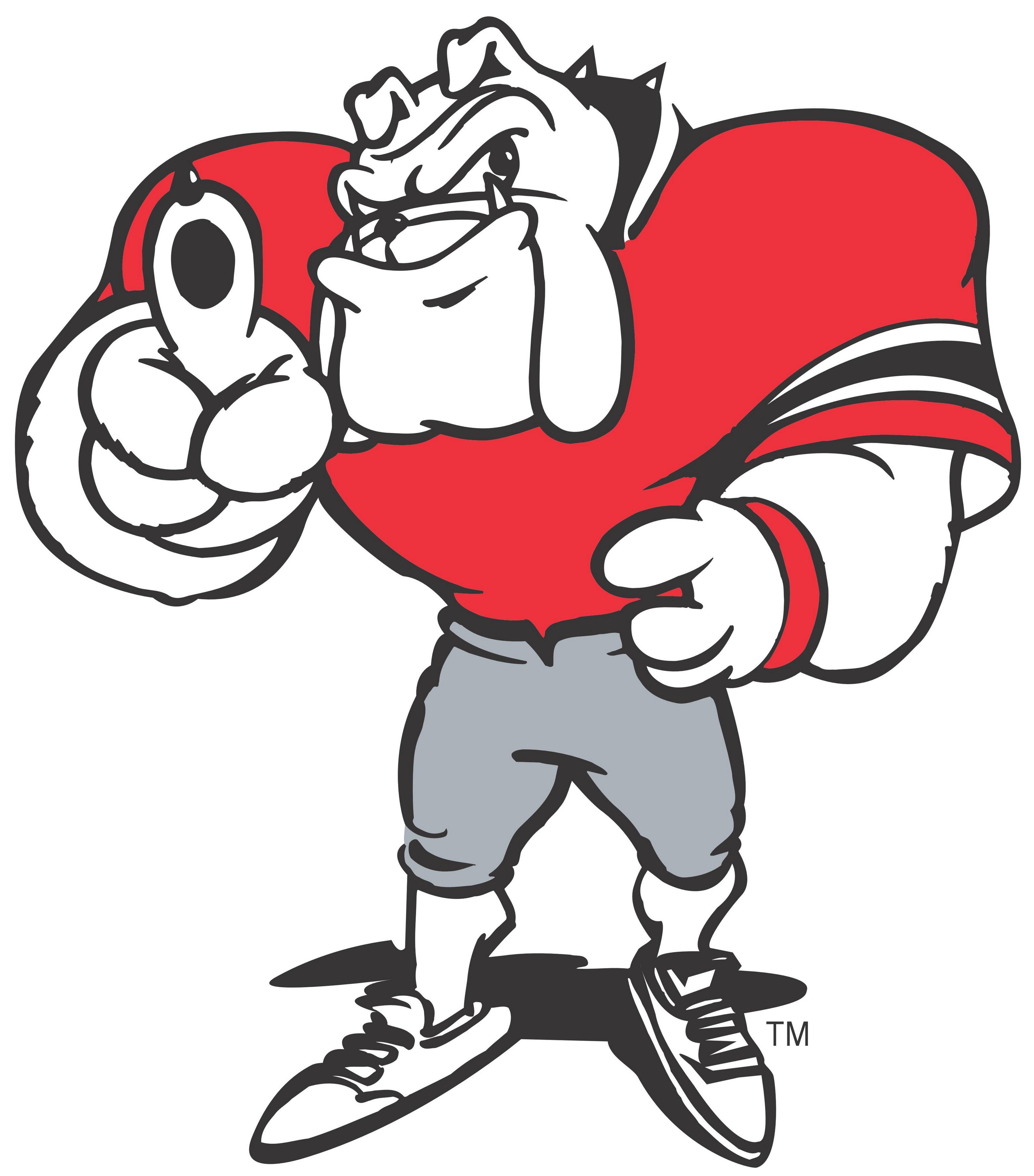 Georgia Bulldog Clipart - Clipart Kid