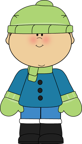 clipart winter clothing - photo #47
