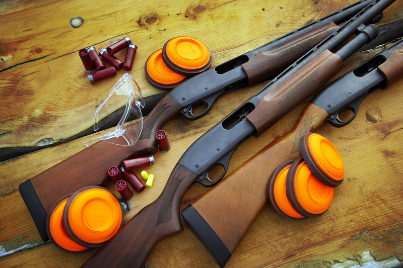 Isn T Enough For You  Well We Ve Got You Covered  Trap Shooting