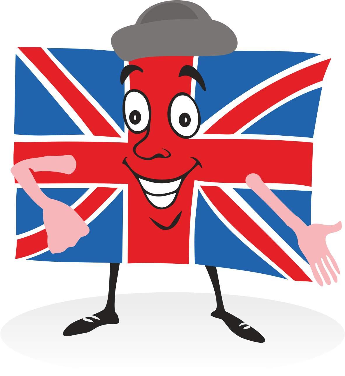 British Flag Clip Art - eClip Art