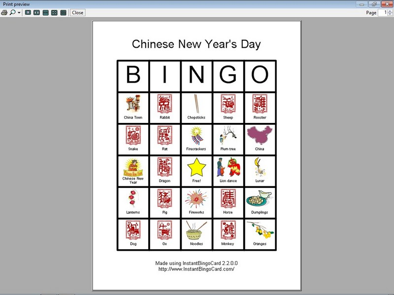 Bingo Card Clipart - Clipart Kid
