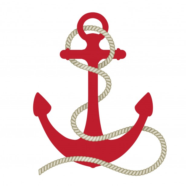 Anchor Clipart By Karen Arnold