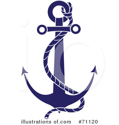 Anchor Rope Clipart