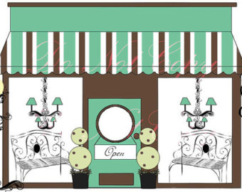 Buy 1 Get 1 Free Chocolate Mint Bou Tique Shop Store Front Girly
