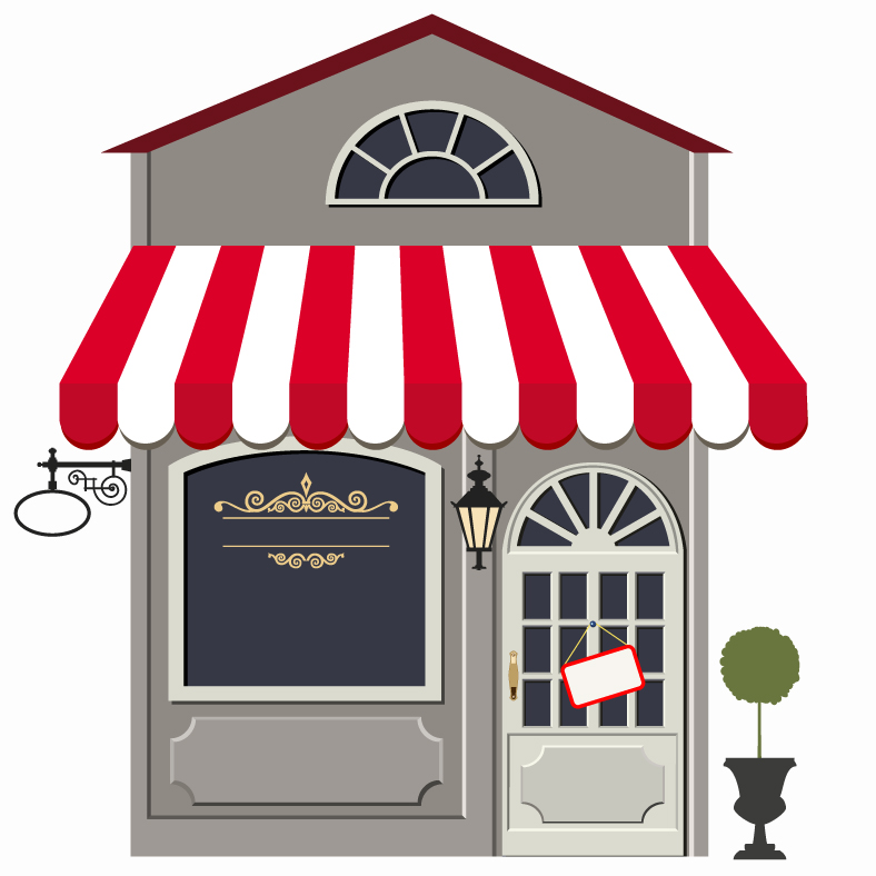 Cartoon Restaurant   Free Vector Graphic Download
