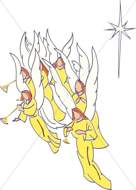 Christmas Clipart Angels   Angel Clipart