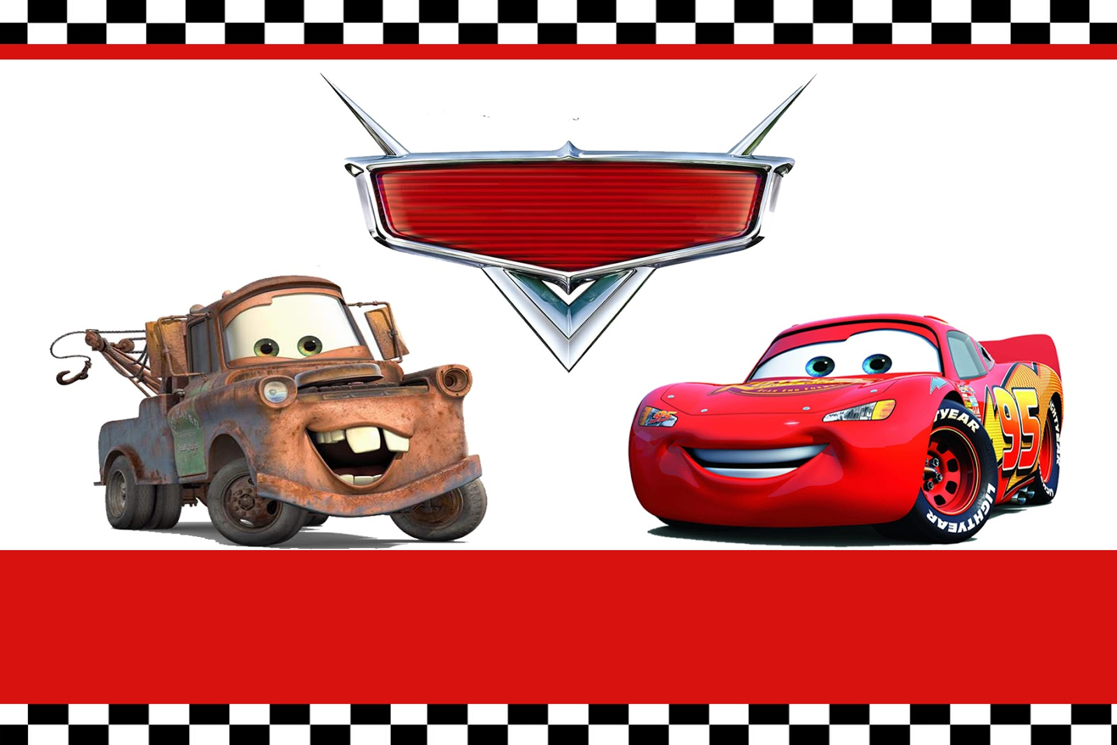 zoom. disney cars birthday party ideas on custom printable disney ...
