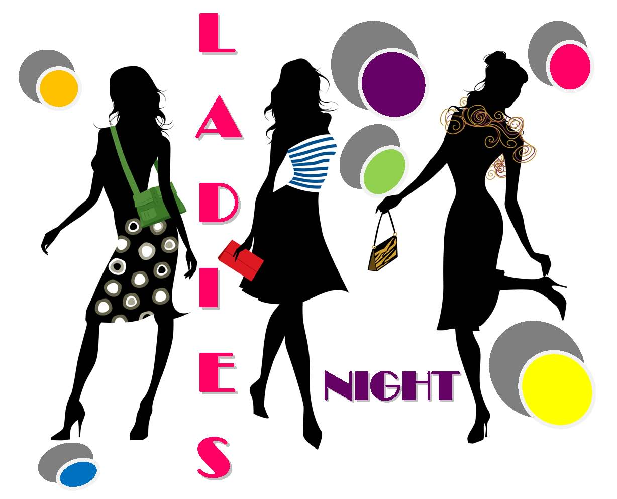 Ladies Night Out Clipart - Clipart Kid