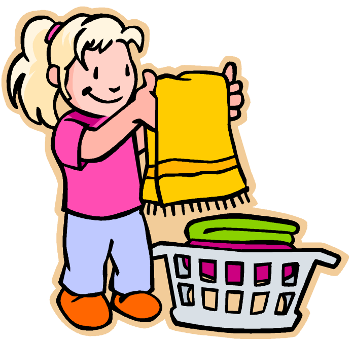 Put Laundry Away Clipart - Clipart Suggest