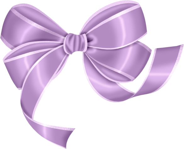 Res  Purple Bow Png By Hanabell1 On Deviantart