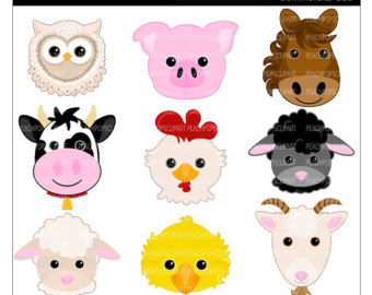Seivo   Image   Baby Farm Animal Clip Art   Seivo Web Search Engine