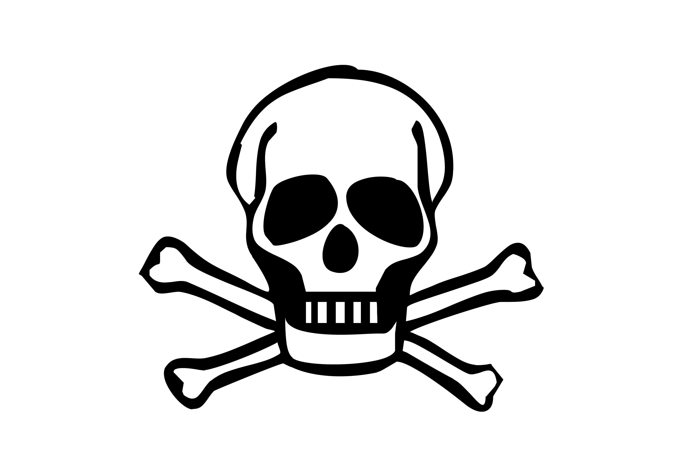 Halloween Skull Clipart - Clipart Kid