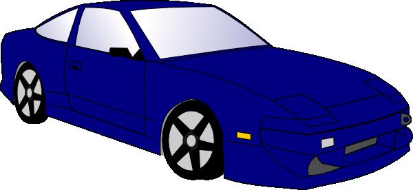 Blue Toy Car Clipart - Clipart Kid