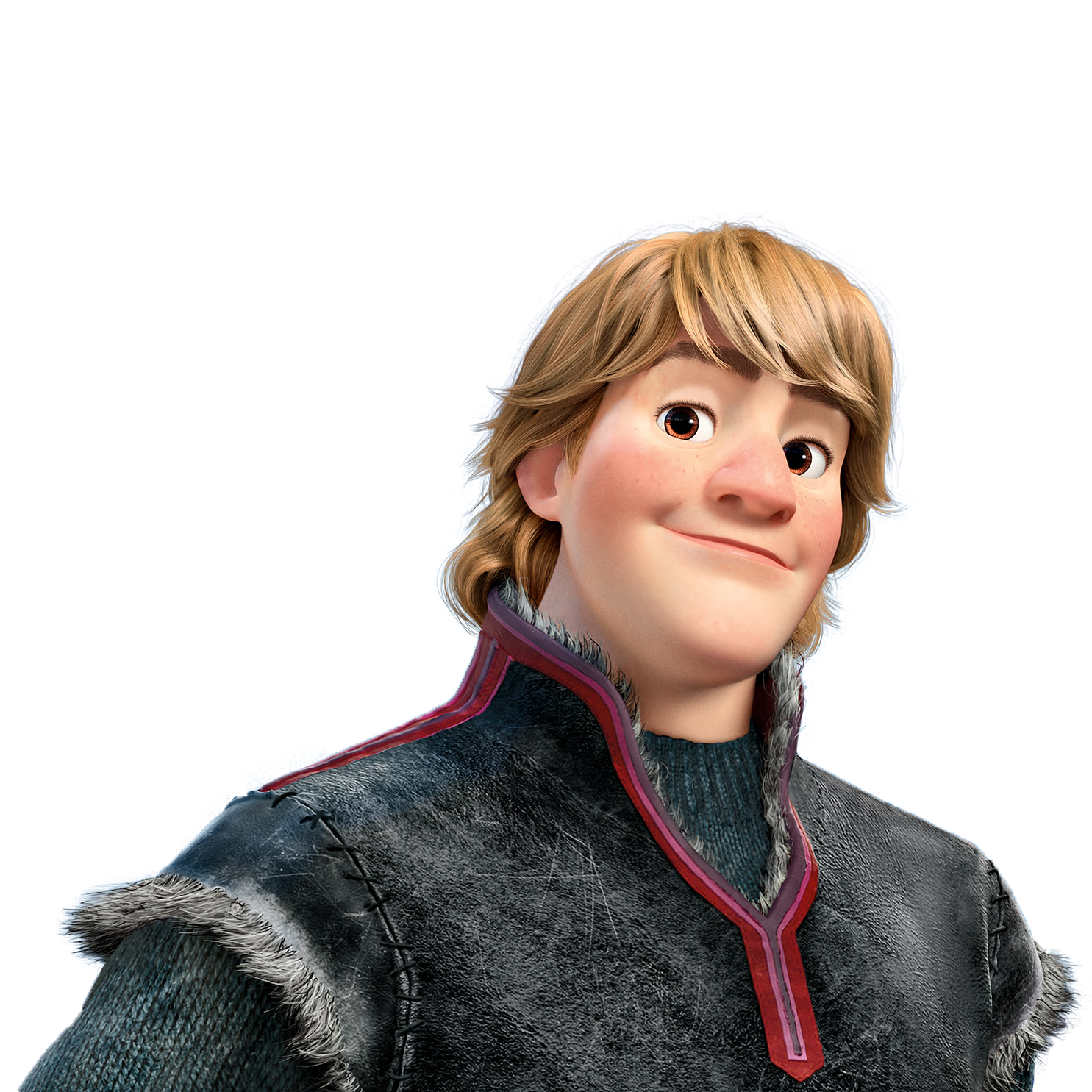 Frozen Kristoff Clipart - Clipart Kid