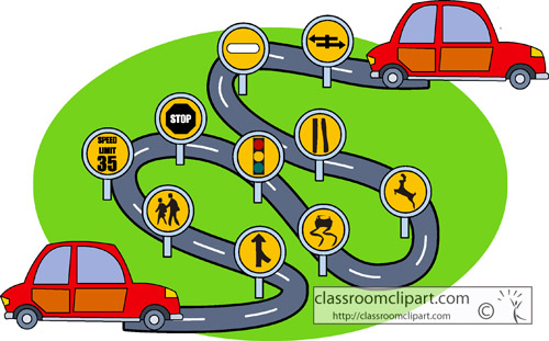 Driver Education Clip Art Free
