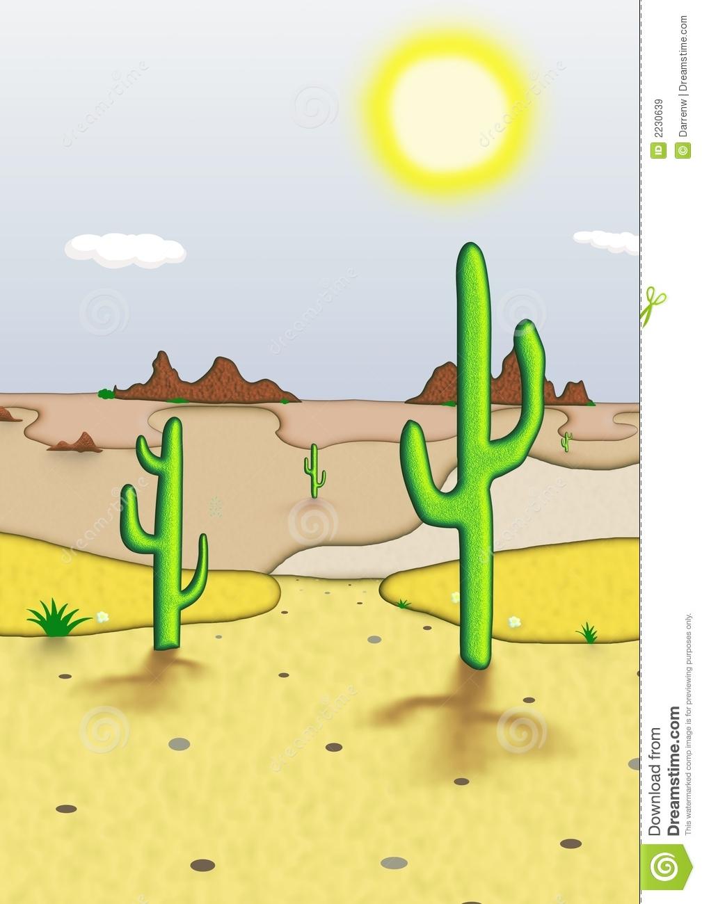 Clip Art Desert Clip Art desert scenes clipart kid royalty free stock images image 2230639