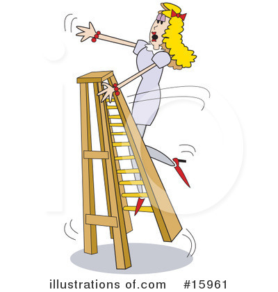 Ladder Fall Clipart   Cliparthut   Free Clipart
