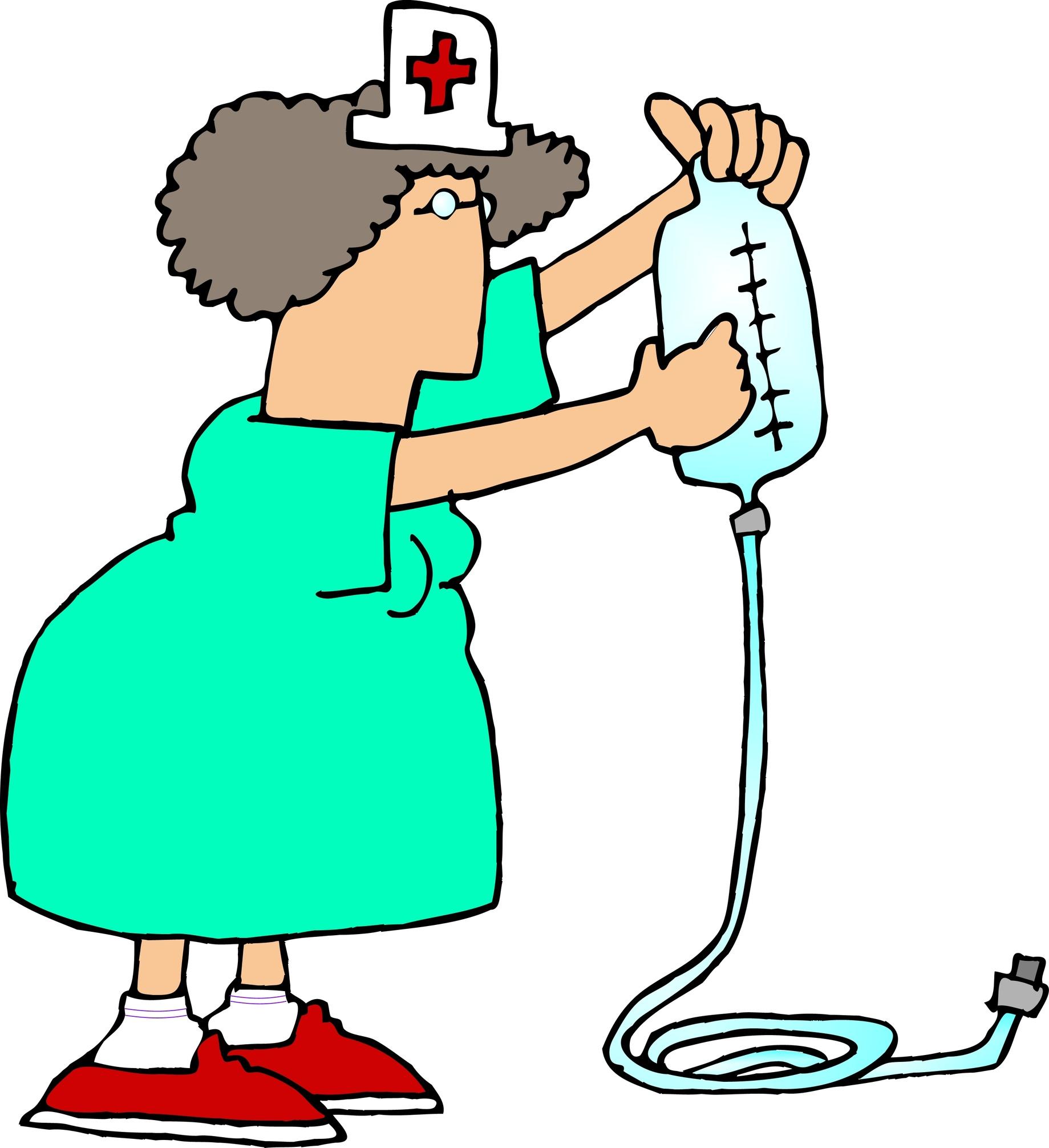 clip art cartoon nurse - photo #49