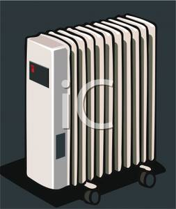 Space Heater Clipart