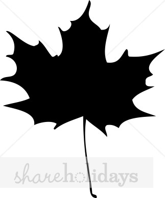 Clip Art Maple Leaf Clipart maple leaves clipart kid solid leaf clipart