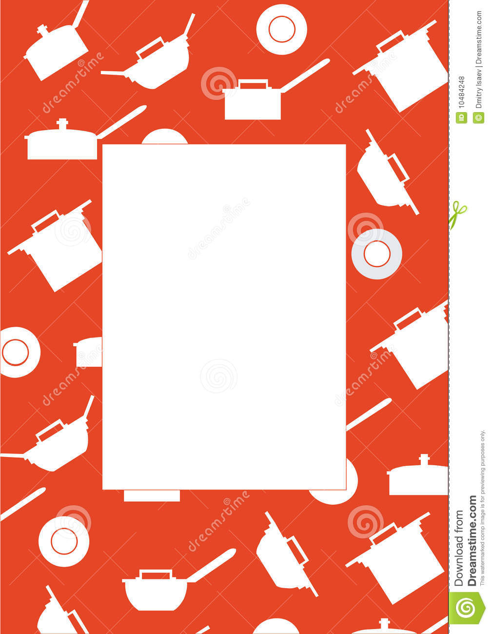 Cooking Borders Clipart - Clipart Suggest