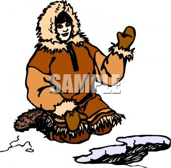Clip Art Eskimo Clipart eskimo clipart kid clipart