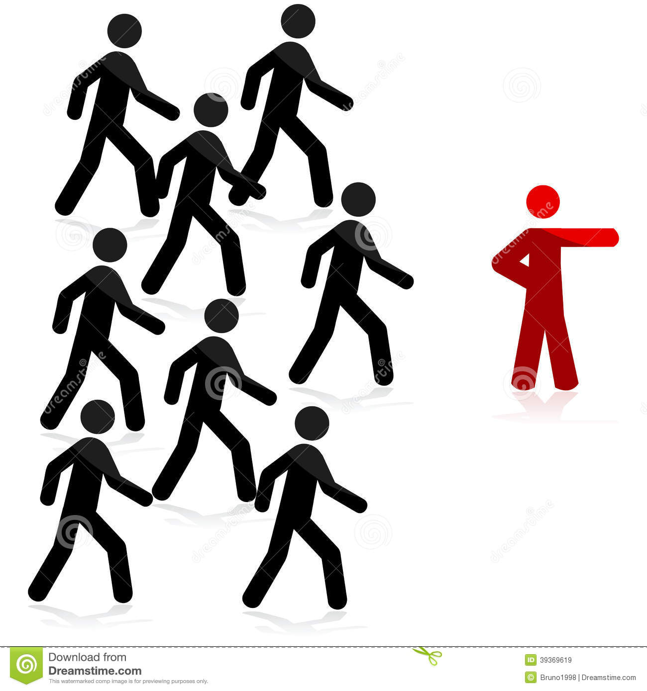 Follow The Leader Clipart - Clipart Suggest