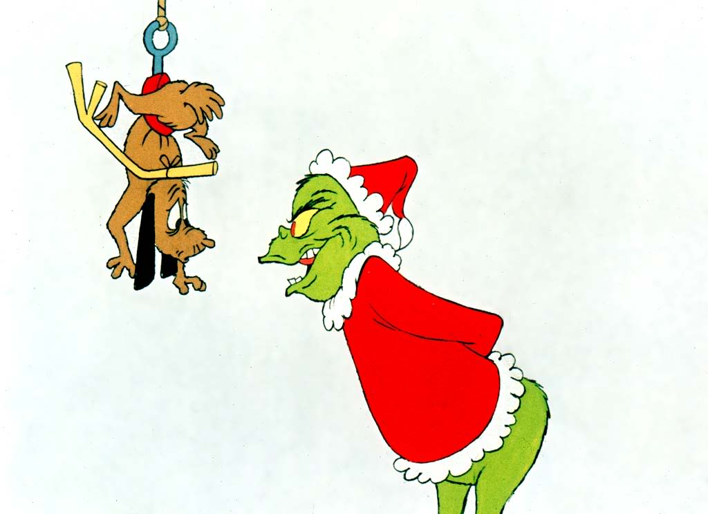 Grinch And Max Clipart - Clipart Suggest