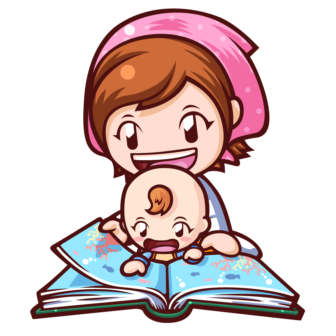 Babysitting Clipart - Clipart Kid