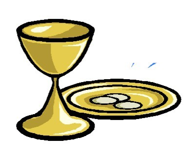 Chalice And Host Clip Art
