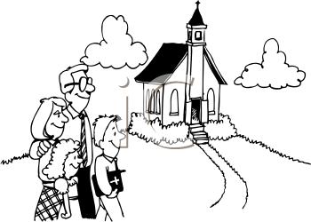 Clip Art Church Family And Friend Clipart - Clipart Kid