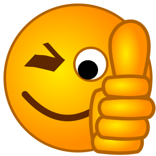 18 Happy Face With Thumbs Up Free Cliparts That You Can Download To