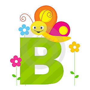 Animal Alphabet Letters Clipart