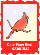 Fifty Us States  Ohio Clipart   Illustrations   Ohio And Graphics