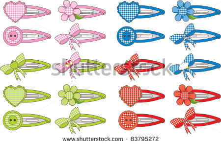 Hair Accessories Clip Art Heir 20clipart