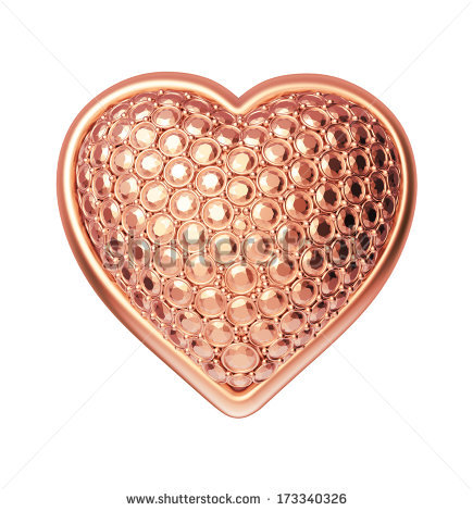There Is 39 Rhinestone Heart   Free Cliparts All Used For Free