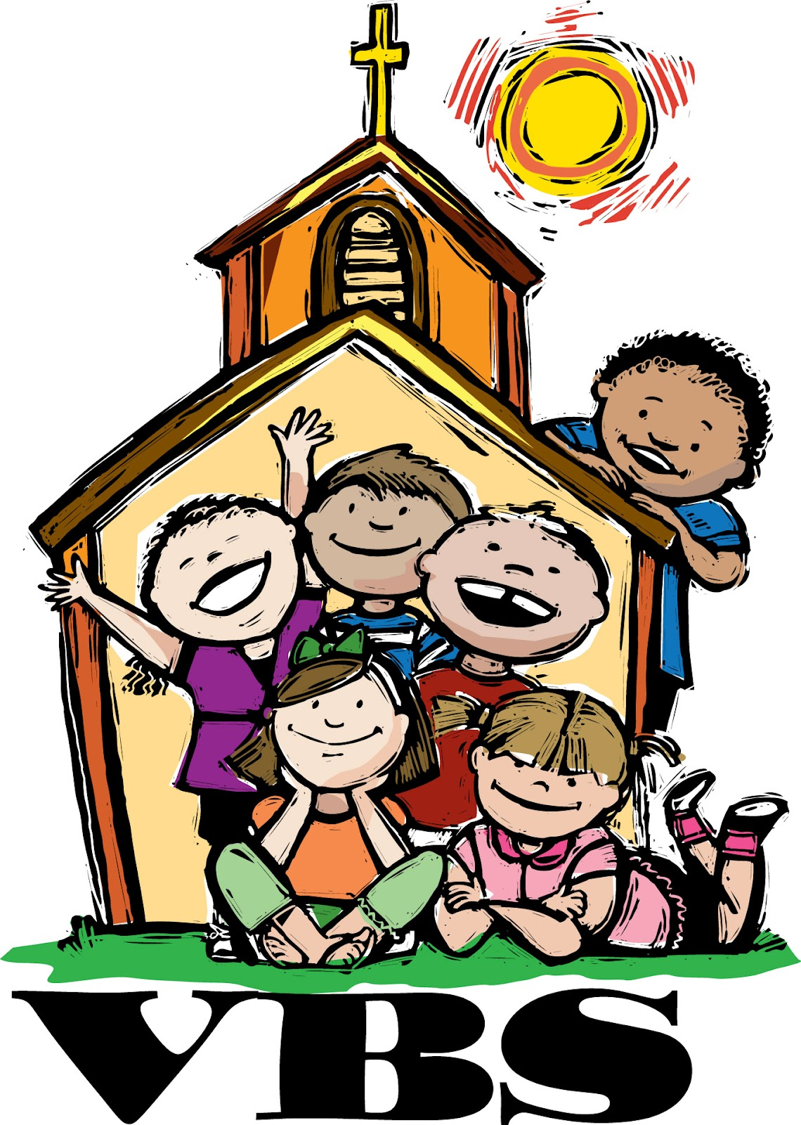 Adult Sunday School Clipart Vacation Bible School Is