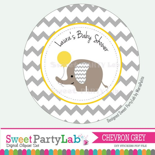 Yellow Elephant Baby Shower Invitations was Lovely Sample To Create Awesome Invitations Card