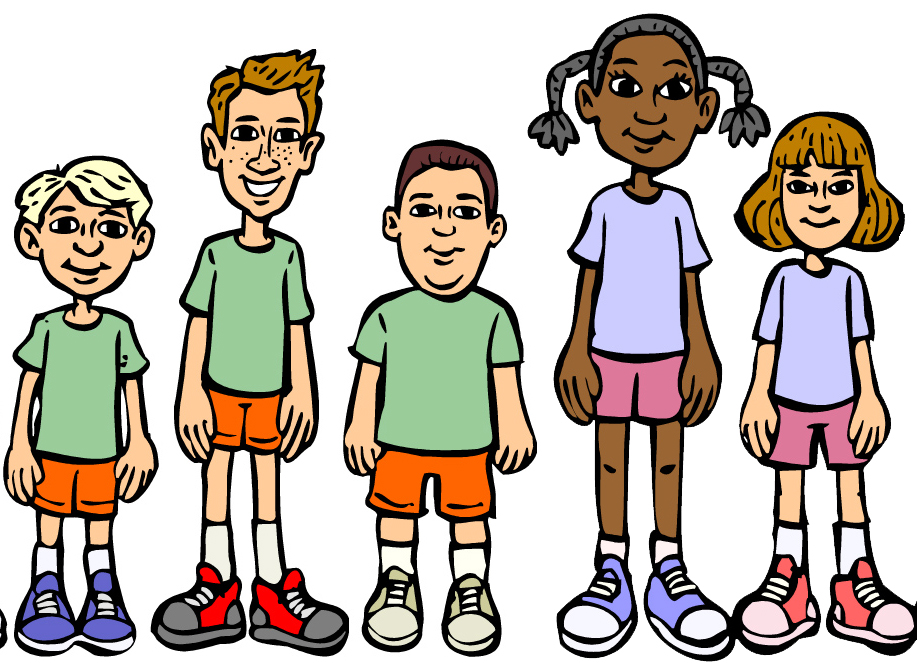 Students Working In Groups Clipart - Clipart Suggest