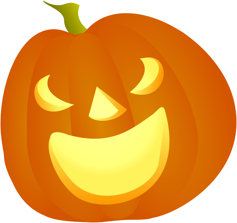 Halloween Pumpkin Smile By Cgbug   Happy Halloween Pumpkin Smile